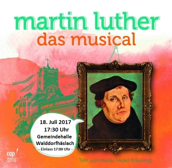 luther musical